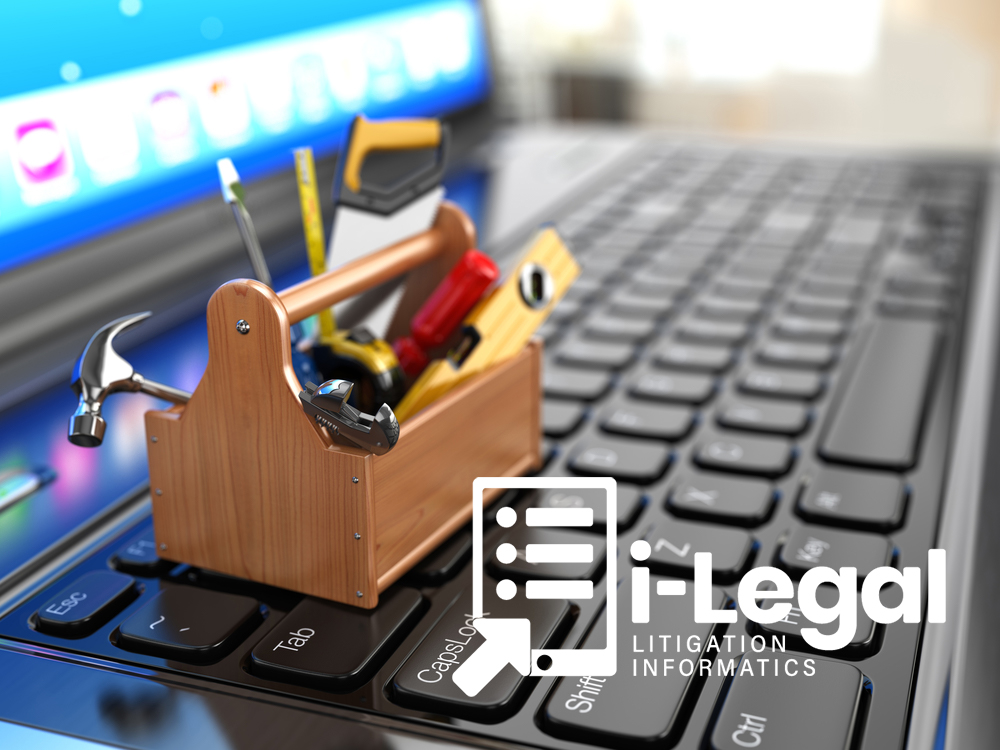 i-Legal's i-View Demo Software (This is not a Trial)